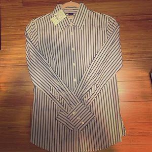 J Crew Kathryn Slim-Fit Button Down Shirt